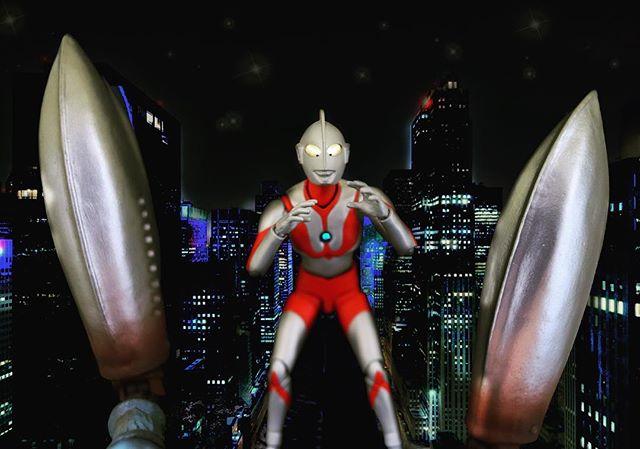 ウルトラFPS☆#豆魚雷オモ写 #ウルトラマン#バルタン星人#一眼レフ#フィギュアーツ #フィギュアーツ写真部#特撮 #フィギュア #ミニチュア #オモ写#maskedrider #figma#toysphoto#toysphotography#figure#toyplanet#9000d